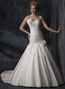 Модні весільні плаття 2011 - 44
