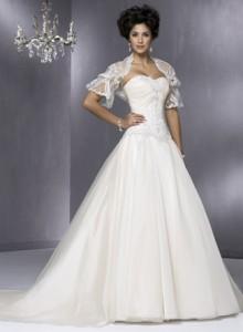 Модні весільні плаття 2011 - 45