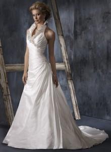 Модні весільні плаття 2011 - 46