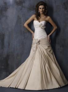 Модні весільні плаття 2011 - 47