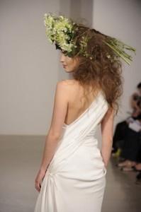 Модні весільні плаття 2011 - 5