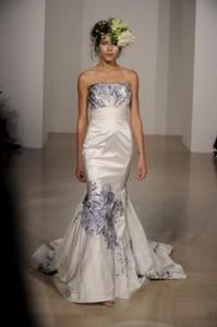 Модні весільні плаття 2011 - 7