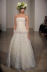 Модні весільні плаття 2011 - 8