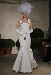 Модні весільні плаття 2011 - 9