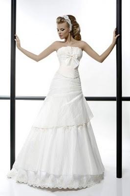 Модні весільні сукні 2011-15