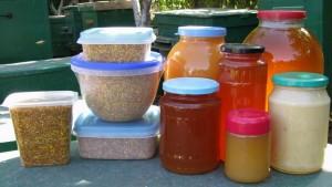 Продукти бджільництва і профілактика грипу