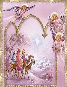 Різдвяні листівки 9