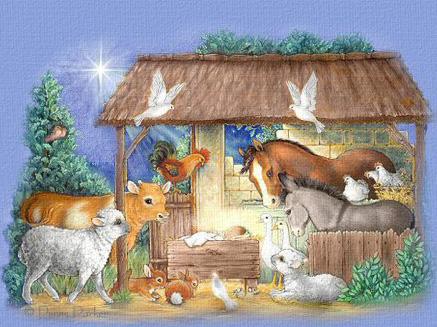 Різдвяні листівки 16