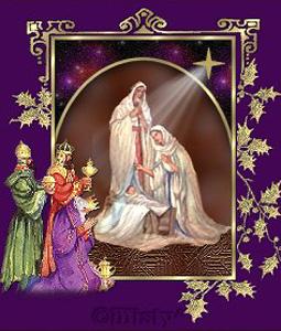Різдвяні листівки 13