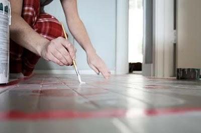 Розпис підлоги - крок 4