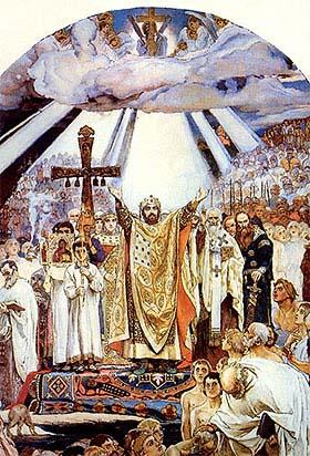 Поширення християнства