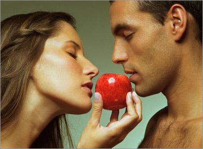 Жінки, чоловіки і їх запахи