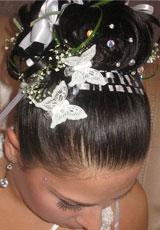 Весільна зачіска 2012 - 24