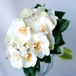 Весільні букети 2012