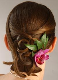 Вечірні зачіски 2011-9