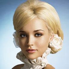 Весільна зачіска 2012 - 7