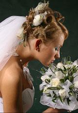 Весільна зачіска 2012 - 18