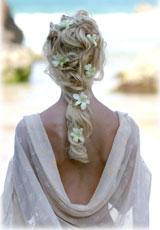 Весільна зачіска 2012 - 2