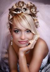 Весільна зачіска 2012 - 25
