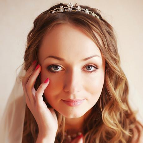 Весільний макіяж 2012- 13