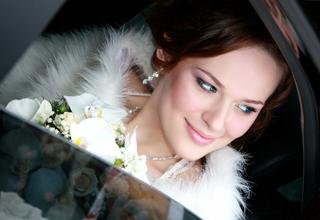 Весільний макіяж 2012- 2