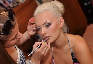 Весільний макіяж 2012- 7