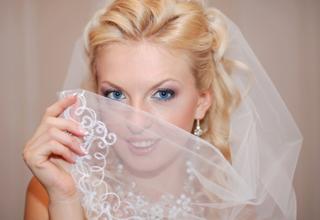 Весільний макіяж 2011