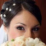 Весільний макіяж 2012