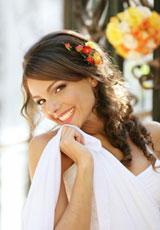 Весільна зачіска 2012 - 6