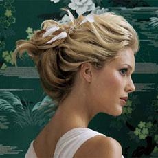 Весільна зачіска 2012 - 31