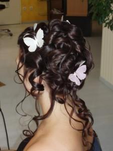 Вечірні зачіски 2011-38
