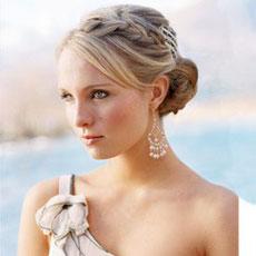 Весільна зачіска 2012 - 33