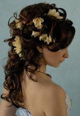 Весільна зачіска 2012 - 17