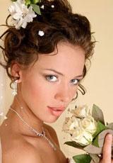 Весільна зачіска 2012 - 15