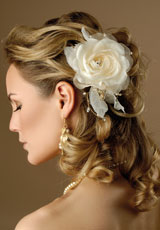 Весільна зачіска 2012 - 16