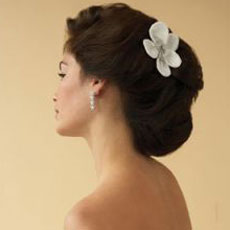 Весільна зачіска 2012 - 8