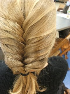 Вечірні зачіски 2011-5