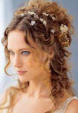 Весільна зачіска 2012 - 5