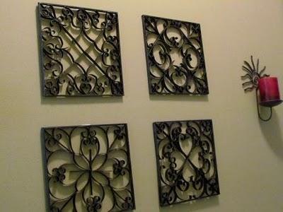 Фальш-кування для декорування стін