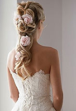 Весільна зачіска 2012 - 4