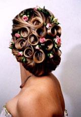 Весільна зачіска 2012 - 19
