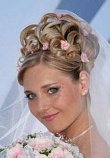 Весільна зачіска 2012 - 27