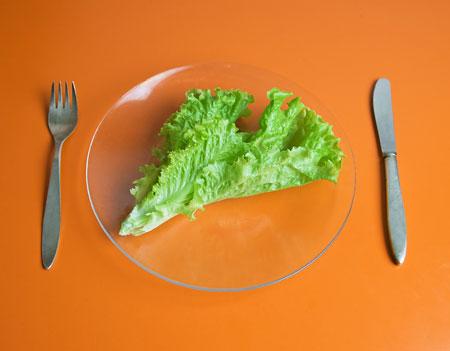 Низькокалорійна дієта і дуже низькокалорійна дієта