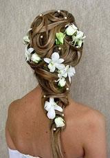 Весільна зачіска 2012 - 20