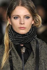 Самий модний шарф зими 2011 - 12