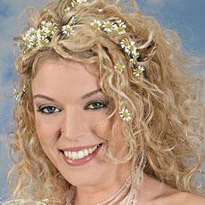 Весільна зачіска 2012 - 35