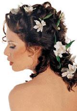 Весільна зачіска 2012 - 22