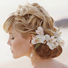 Весільна зачіска 2012 - 12