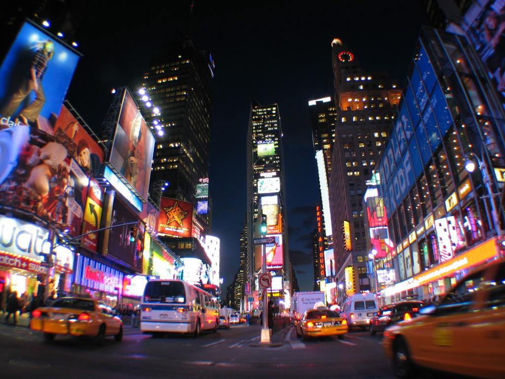 Таймс-Сквер у Нью-Йорці