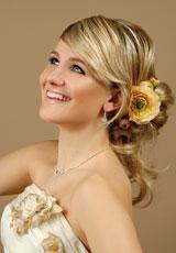 Весільна зачіска 2012 - 21